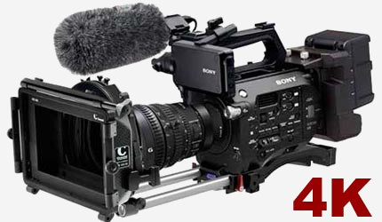 4k Cameras Amp Video Kit For Hire Fryfilm Productions