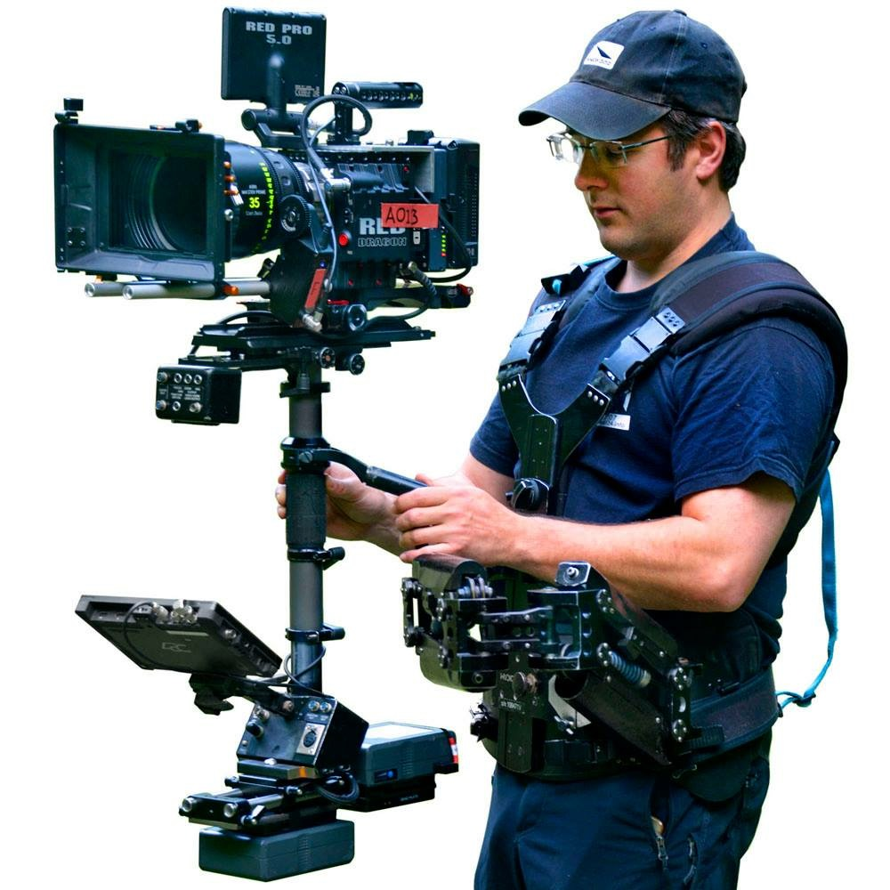 Steadicam Red Dragon EFP John Fry