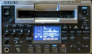 Sony-HVR-1500a-HDV-VTR