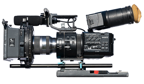 Sony FS700 hire rental hampshire