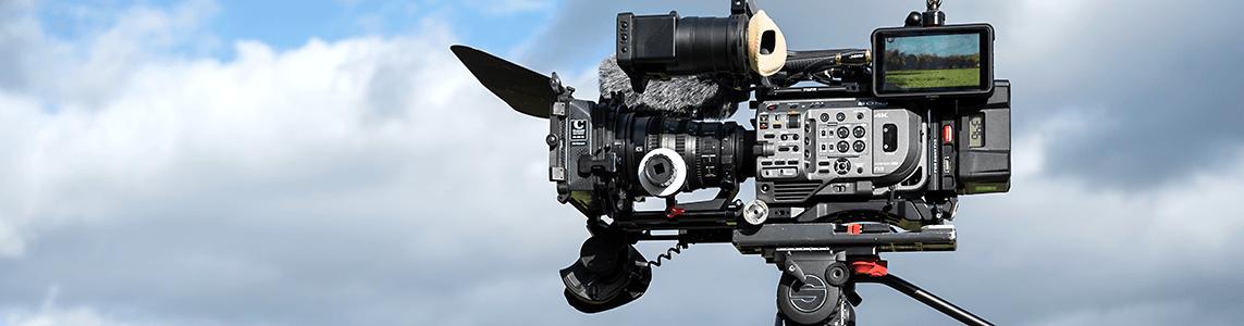 Sony FX9 camera hire UK
