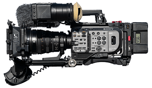 Sony FX9 hire rental hampshire