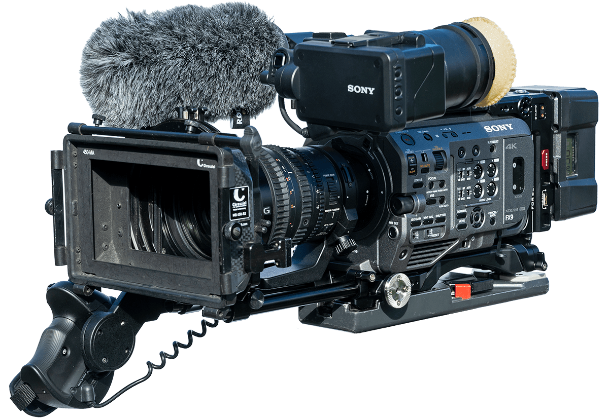 Sony FX9 rental hampshire UK